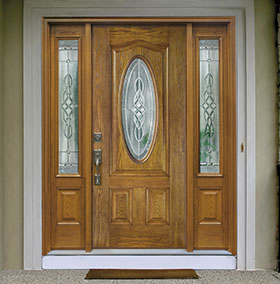 Residential front entry doors clopay front entry doors for Residential front doors