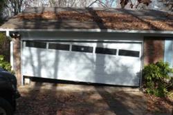 broken garage door in metro Minnesota