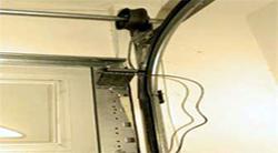 loose garage door cable in metro Minnesota