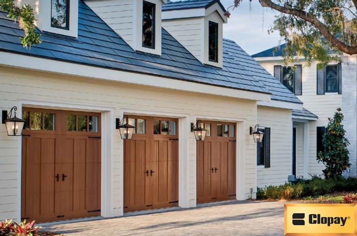 clopay garage door springsResidential Garage Door Replacement  Bloomington Burnsville Eagan