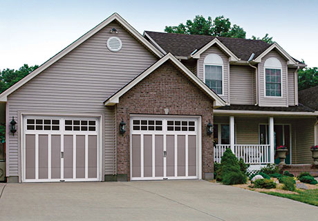 Clopay Grand Harbor Collection garage doors