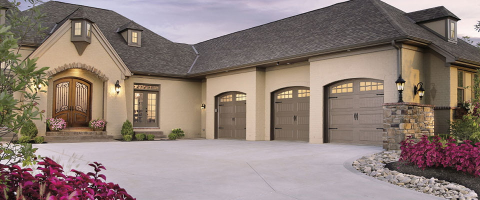Clopay Gallery Collection garage doors